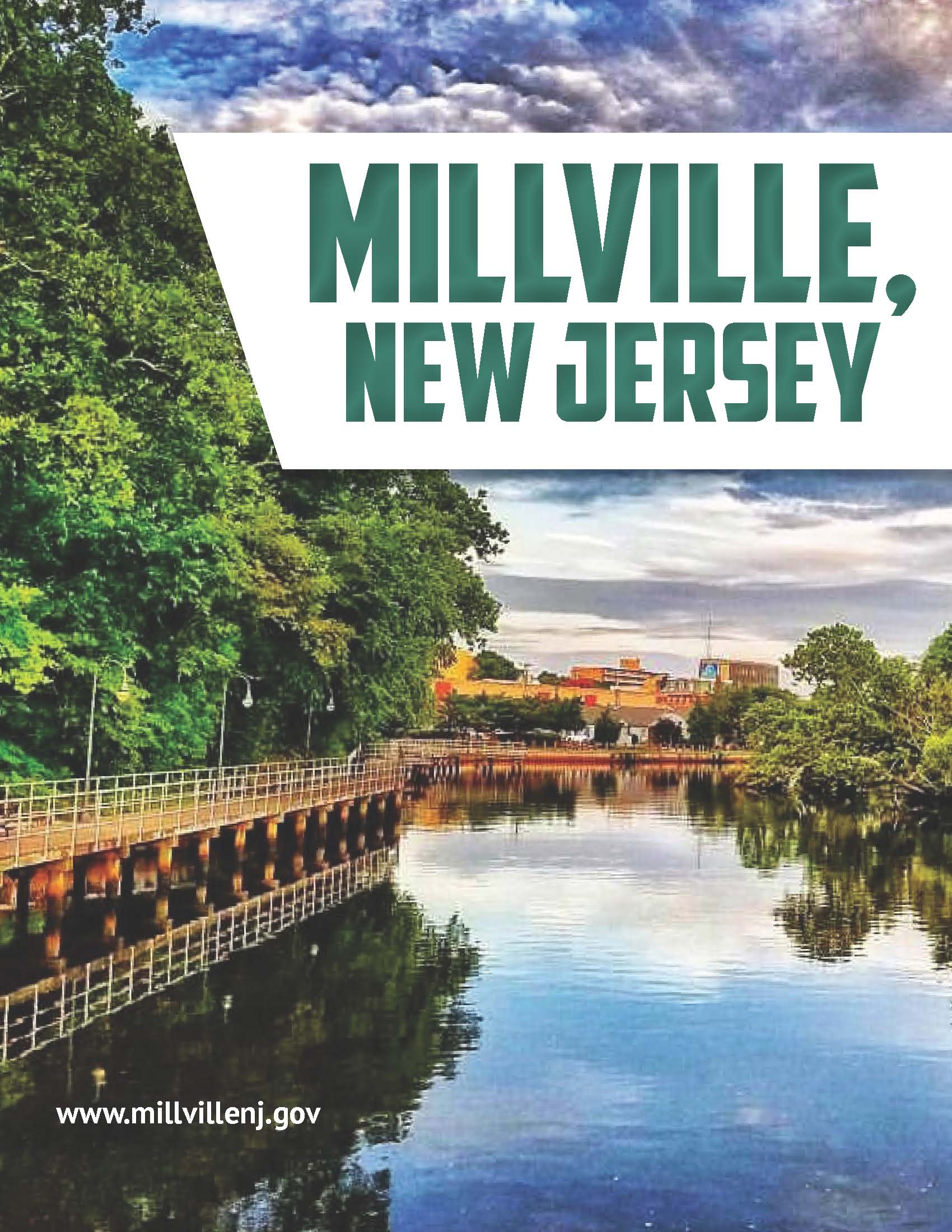 City of Millville Magazine Cover